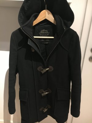 All Saints Duffle-coat bleu foncé