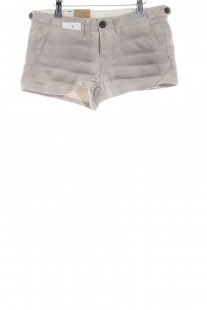 All Saints Hot pants lichtgrijs casual uitstraling