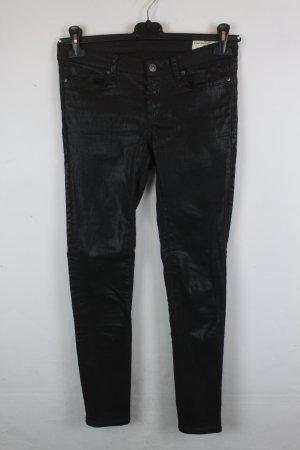 ALL SAINTS Jeans Gr. 28 schwarz