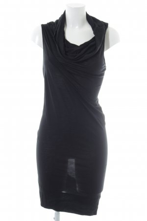 All Saints Jersey Dress black casual look