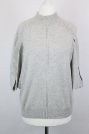 ALL SAINTS Kaschmir Pullover Gr. S grau (MF/R)