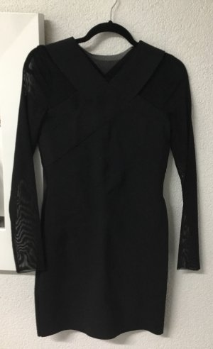All Saints Robe stretch noir