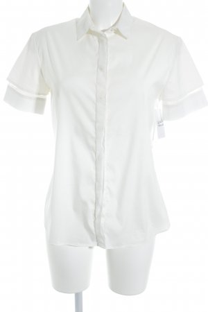 All Saints Camisa de manga corta blanco puro elegante