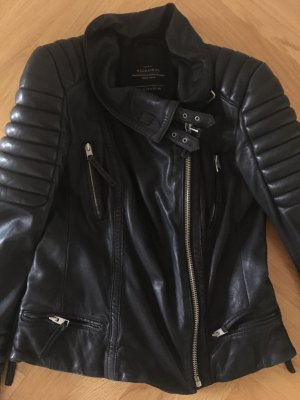All Saints - Leder Bikerjacke