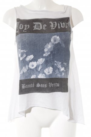All Saints Longtop florales Muster Casual-Look