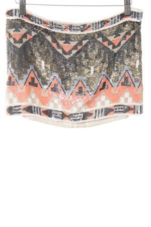 All Saints Mini-jupe imprimé allover style extravagant