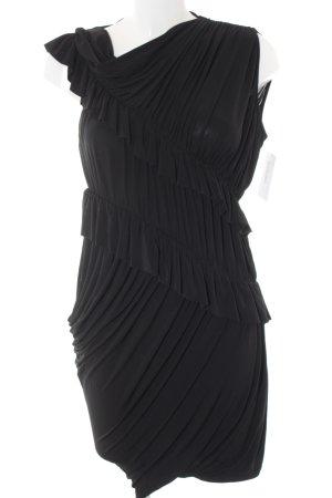 All Saints Schlauchkleid schwarz Elegant