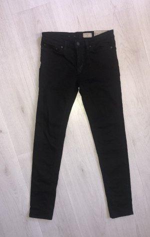 All Saints Jeans cigarette noir