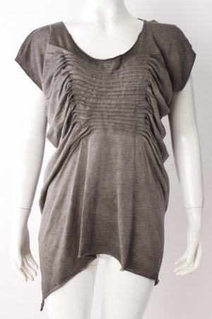 All Saints Shirt grau