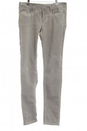 All Saints Slim Jeans light grey casual look