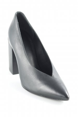 All Saints Spitz-Pumps schwarz Elegant
