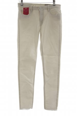 All Saints Stretch Jeans wollweiß Jeans-Optik