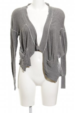 All Saints Knitted Cardigan grey casual look