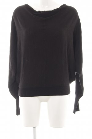 All Saints Knitted Sweater brown casual look