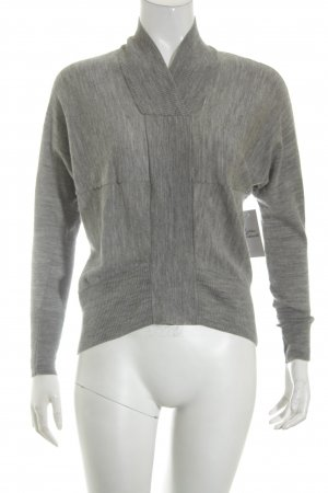 All Saints Strickpullover grau Casual-Look