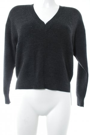All Saints Strickpullover schwarz Casual-Look