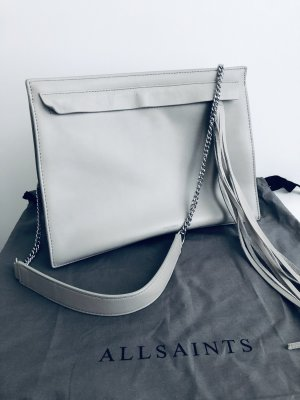 All Saints Tasche (hellgrau)