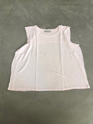 All Saints Tanktop rosé-wolwit