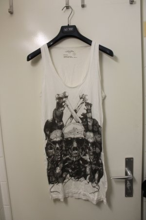 All Saints Top lang mit Print Gr. 38 TOP!!