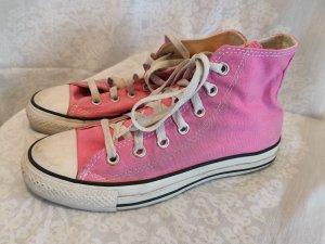 Converse Sailing Shoes pink