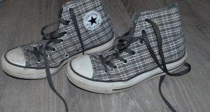 All Star Converse Chucks Damenschuhe Gr. 37, kariert