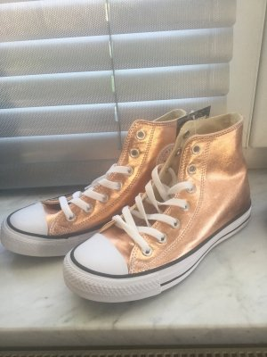 All Star Converse rose Gold neu Gr 37,5 (38-39)