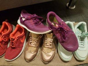 Alle Schuhe zusammen für 100 euro