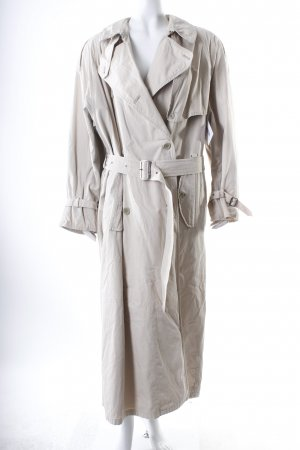 Allegri Trenchcoat creme Nude-Look