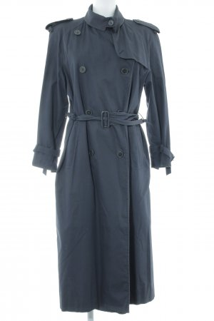 Allegri Cappotto mezza stagione blu scuro stile casual