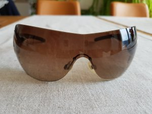 Chanel Glasses brown red