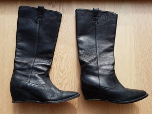 *aller letzter Preis * Original Balenziaga Leder Stiefel - Grösse 37