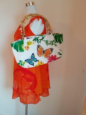 Carry Bag multicolored cotton
