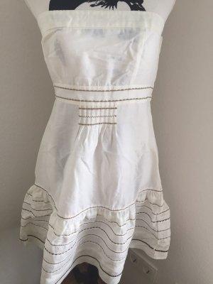 ALLES MUSS RAUS! Sommerkleid aus Leinen