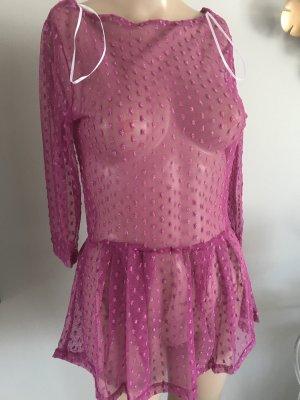 Bodyflirt Kanten blouse veelkleurig Polyester