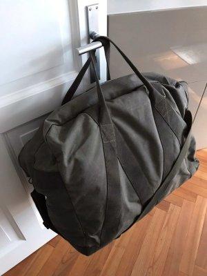 Travel Bag khaki nylon