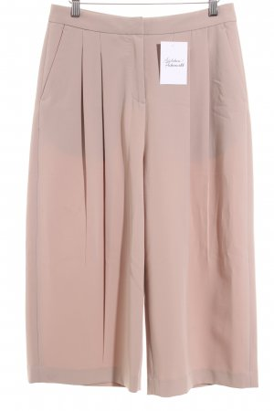AllSaints Culottes nude Street-Fashion-Look