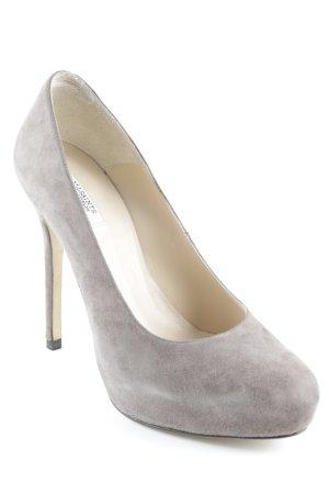 AllSaints High Heels graubraun Business-Look