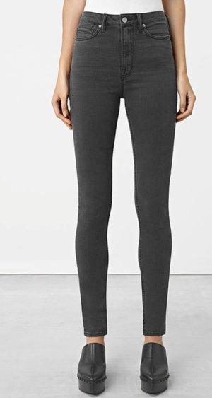 """Allsaints High Rise """"Stilt Jeans"""" W28"""
