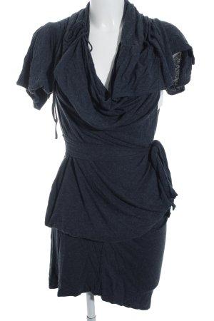 AllSaints Jerseykleid graublau Casual-Look