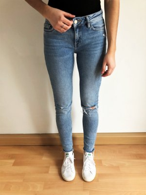 AllSaints LOLA Jeans Destroyed Look