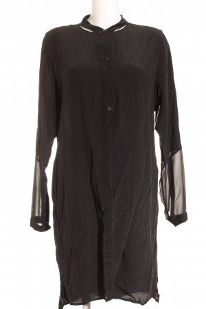 All Saints Long-Bluse schwarz Casual-Look
