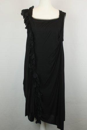 AllSaints Dress black viscose