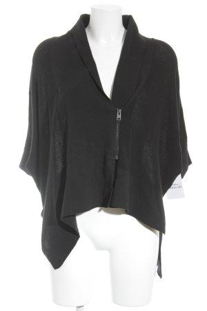 AllSaints Gebreide cardigan zwart casual uitstraling