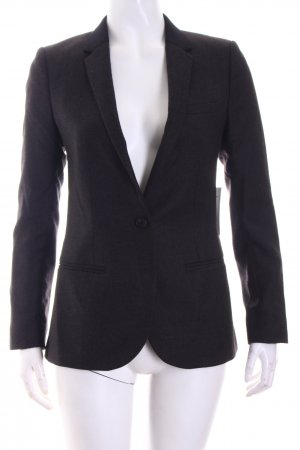 AllSaints Woll-Blazer dunkelgrau Business-Look