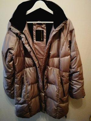 Allsport Coat Dress mauve