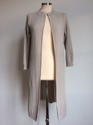 ALLUDE Cardigan 100% Cashmere beige Gr. S!