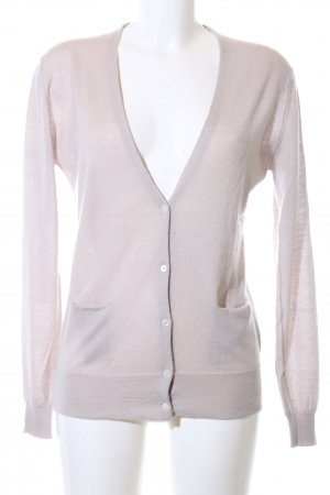 Allude Cardigan creme Casual-Look