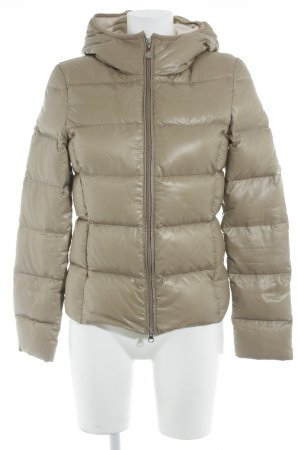 Allude Down Jacket gold-colored casual look