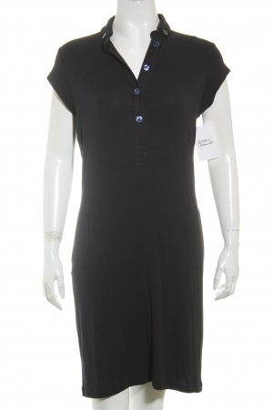 Allude Dress dark blue casual look