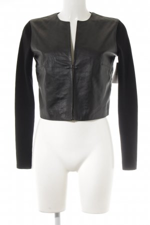 Allude Short Jacket black elegant